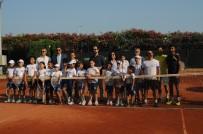 SEVGİ EVLERİ - METİK Ve MIP'ten, Sevgi Evlerinde Kalan Çocuklara Tenis Eğitimi