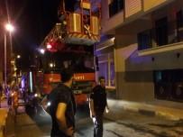 Patlayan Klima Evde Yangın Çıkardı Açıklaması 3 Yaralı