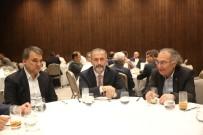 Rektör Savaşan İlim Yayma Ödülleri Tanıtım Toplantısına Katıldı