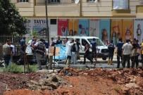 Reyhanlı'da 3 Kişinin Öldüğü Patlamanın Ardından İnceleme Sürüyor