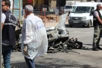 Reyhanlı'da 3 Kişinin Öldüğü Patlamanın İncelemeleri Sürüyor