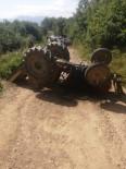 Sakarya'da Traktör Kazası Açıklaması 1 Ölü