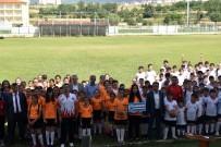 ERCAN ÇIÇEK - Taşköprü Belediyesi, Yaz Spor Okullarına Görkemli Açılış