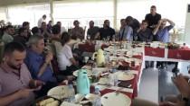TFF Yönetim Kurulu Üyeleri Trabzon'da