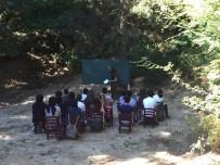 KAZDAĞLARI - Yeniceli Çocuklara Matematik Kampı