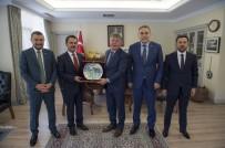 Belediye Başkanı Rasim Arı, Yeni Projeleri İçin Ankara'da