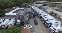 Kırıkkale Belediyesi, Çöp Aracı Filosunu Yeniledi