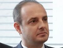 Merkez Bankası Başkanı Murat Çetinkaya görevden alındı