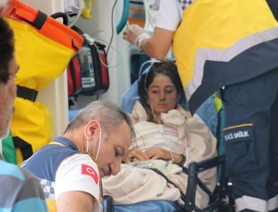 O ilçede alarm! 17 kişi hastaneye kaldırıldı