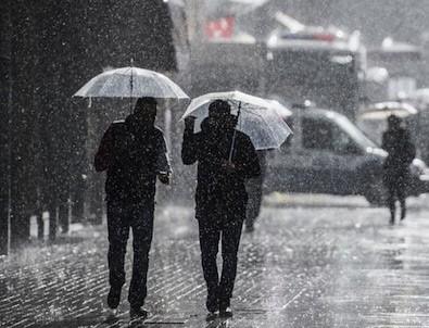 Yurt genelinde yağışlar etkili olacak