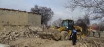 Eskişehir'de Metruk Binalarla Mücadele Sürüyor