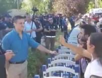 ODTÜ'lü öğrencilerden polislere hakaret