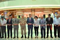 AVM'de 'Muhacirden Ensar'a,15 Temmuz 2' Sergisi Açıldı