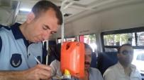 Belediyeden, Toplu Taşıma Araçlarına 'Klima' Denetimi
