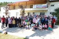 HÜDAVERDI OTAKLı - 'Benim Mahallem Projesi' Yaz Kampı Başladı