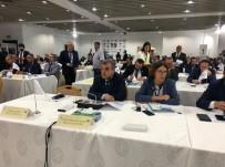 Beyazgül UCLG-MEWA Kongresi İçin Amman'da