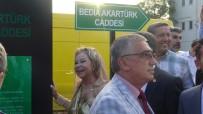 Bursa'da Caddelere Sanatçıların İsimleri Verildi