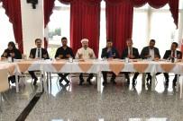 DİYANET İŞLERİ BAŞKANI - Diyanet İşleri Başkanı Erbaş, 15 Temmuz Gazileriyle Bir Araya Geldi