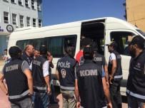 Göçmen Kaçakçılığına Yönelik Operasyonda Gözaltındaki 20 Şahıs Adliyede