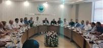 MEHMET ÖZGÜR - Güneydoğu Sigorta Acenteleri Meslek Komiteleri Platformu ŞUTSO'da Bir Araya Geldi