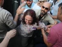 HDP'li Dersim Dağ, ODTÜ'de polisle tartıştı