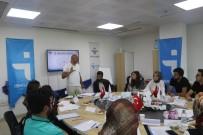 ALI HAYDAR - İş Kulübünde Eğitimler Devam Ediyor