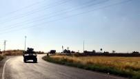 Komando Birlikleri Suriye'ye Hareket Etti