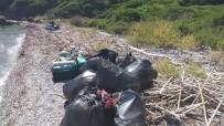 DİLEK YARIMADASI - Milli Park'ta Kıyı Temizliği