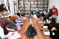 Şanlıurfa'da Moda Tasarım Kursu İlgi Gördü