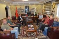 Şavşat Belediye Başkanı Acar'dan Başkan Demir'e Hayırlı Olsun Ziyareti
