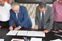 Aksaray'da Canlı Hayvan Borsası Ve Besicilik Alanı İçin İmzalar Atıldı