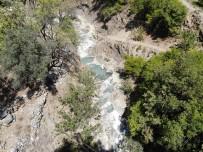 Antalya'nın İlk Jeotermal Su Kaynağı Gazipaşa'da Bulundu