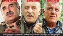 'PKK'nın 'beyni' dağıtıldı..'