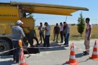 Büyükşehirden, Küçükköy-Büyükköy Yeşilyayla Grup Yollarına Bakım