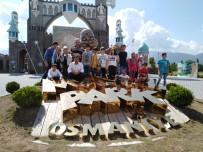 Camiye Gelen Çocuklar Masal Park Gezisiyle Ödüllendirildi