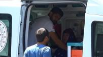 Diyarbakır'da Otomobiller Kafa Kafaya Çarpıştı Açıklaması 2 Yaralı