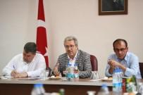 HACI MEHMET KARA - Ege Üniversitesi Çeşme Turizm Fakültesi'ne Tam Destek Sözü