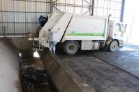 Elmalı'dan Günlük 60 Ton Çöp Kızıllı'ya Geliyor