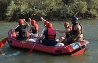 Erzurum Valisi Memiş, Çoruh'ta Rafting Yaptı