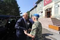 Garnizon Komutanı Hava Savunma Albay Yusuf Diker, Göreve Başladı