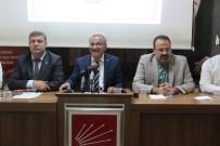 BAYRAM YıLMAZKAYA - Gaziantep'teki İmar Değişikliği Tepkisi
