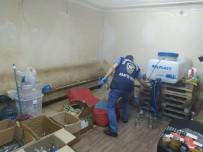 Gaziosmanpaşa'da Çay Ocağına Sahte İçki Operasyonu