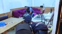 Gaziosmanpaşa'da Kaçak İçki Operasyonu