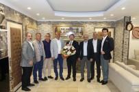 Mehmet Yiğiner - Gençlerbirliği'nden MKE Ankaragücü'ne 'Hayırlı Olsun' Ziyareti