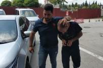 İstanbul'dan Getirilen Uyuşturucuyu Narkotik Köpeği Buldu