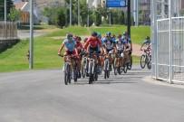 KIRAÇ - Kayserili Bisikletçiler Türkiye Şampiyonası'na Hazır