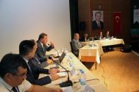 BAYBURT ÜNİVERSİTESİ REKTÖRÜ - KUDAKA'dan Uluslararası Dede Korkut İzinde Sözünde Çalıştayı Ve Basın Tanıtım Organizasyonu