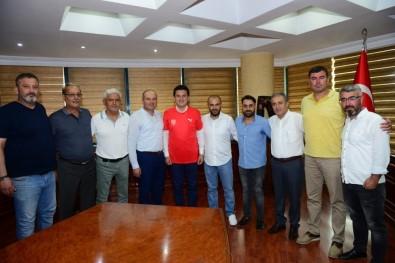 Kumluca Belediyesipor'da Yeni Yönetim
