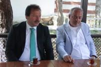 Mehmet Yiğiner - Mehmet Yiğiner Ve Murat Cavcav, TSYD Ankara Kupası Tanıtım Toplantısına Katıldı