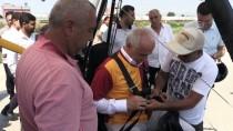 Mersin'de Çocuklar Mikrolight İle İlk Kez Uçmanın Keyfini Yaşadı